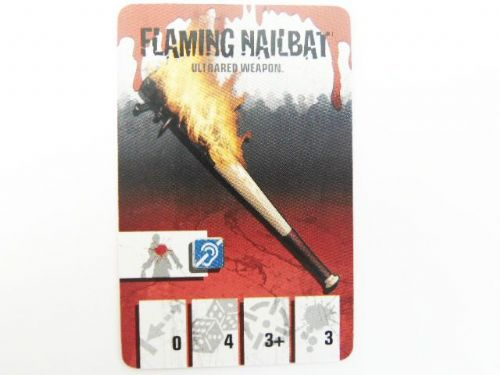 AN:  Ultrared Equipment Card (Flaming Nailbat)